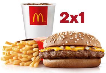 Veja os restaurantes do McDonald's que estão participando da promoção 2×1 McOferta Grande Cheddar McMelt, McChicken e Big Mac