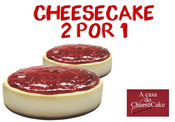 Cupons de desconto de Cheesecake: Experimente a nova delícia