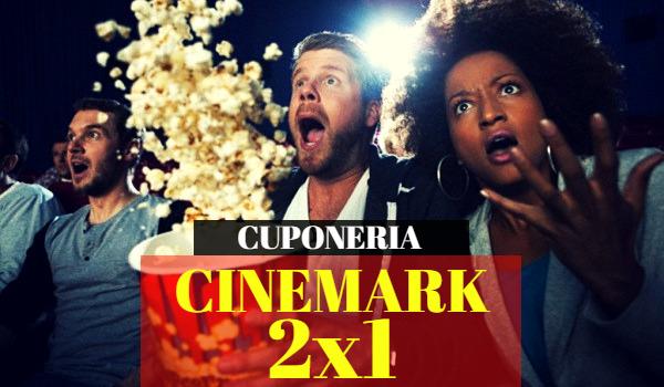 Cupom de desconto Cinemark! ♥