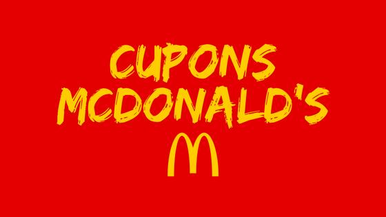 Saiba como usar os cupons de desconto do McDonald's!